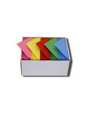 Biglietti - buste formato 9 colori forti assortiti  pz.250 - 250 CARTOTECNICA FTC 3106 8005427041492 3106