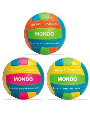 Pallone in gomma da beach volley MONDO 13037 8001011130375 13037
