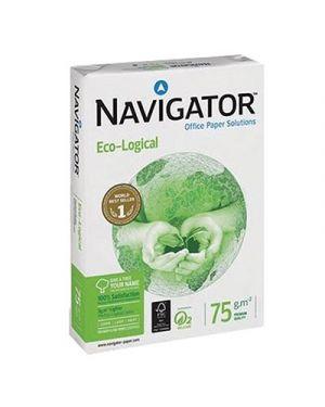 Carta fotocopie navigator a4 gr.75 fg.500 6551 by NAVIGATOR