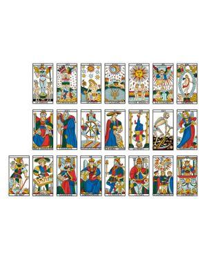 Tarot de marseille - bozzelli Dal Negro 42410 8001097424108 42410