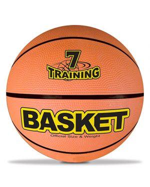 Pallone in gomma da basket champion MONDO 13041 8001011130412 13041 by No