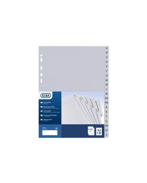 INTERCALARE PPL SEPAREX  20 TACCHE   A-Z  23.2X30.5 400006681 by Favorit