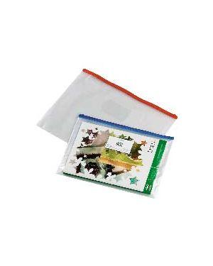 Busta porta documenti con cerniera 23x33 2569