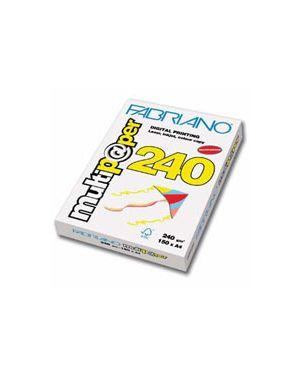 Carta fotocopie multipaper a3 gr240 fg150 FABRIANO 53729742 8001348154853 53729742 by Fabriano