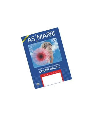 Carta color photo lucida gr.200 a3 fg.50 marri 8795 AS MARRI 8795 8023927087956 8795