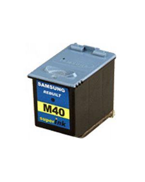 Ink rigenerata samsung ink-m40 SAMSUNG 4601916 3584770829414 4601916