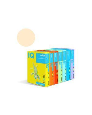 Carta fotocopie colorata tenue g.160 a4 i/q crema cr20 fg.25 180036216