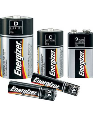 BATTERIA ENERGIZER STILO ALCALINA BL.4 PZ. 7002051