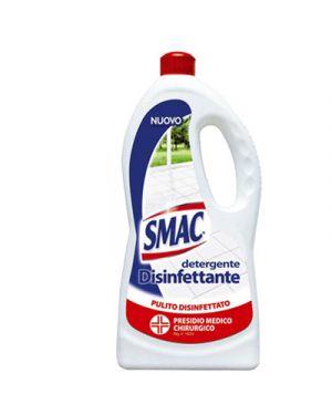 Smac sgrassatore pavimenti igienizzante 1000 ml SMAC 121057 8002150036474 121057
