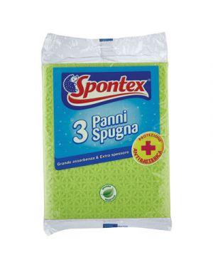 Spontex pannospugna pz.3 SPONTEX 114524 8001700004802 114524