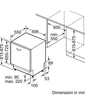 Lavast 14cp c 60cm zeo extrcl homec Bosch SMV6ZCX07E 4242005195893 SMV6ZCX07E