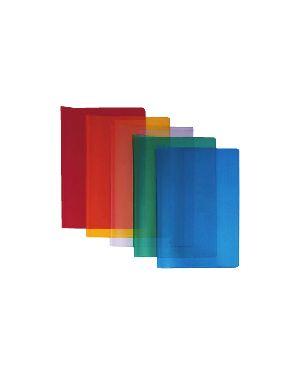 Copriquaderno kristal - 4000 p.25 rosso RI.PLAST 30614002 8004428240224 30614002