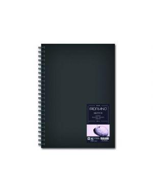Blocco schizzi sketch book spiralato 14,8x21 gr.110 fg.80 28014550
