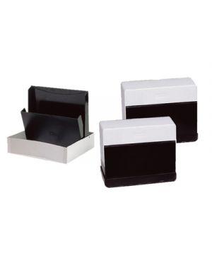 Schedario miniflex 0215800 orizzontale per 300 schede cm.10,5x8 21580000