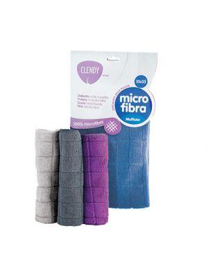 Clendy panno in microfibra multiuso cm.35x35 119214