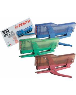 Cucitrice pinza 590 met rosso Zenith 205901248 8009613590306 205901248