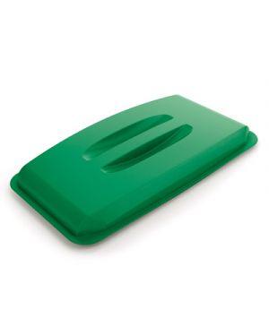 Coperchio per cestino durabin 60 verde DURABLE 1800497020 7318080497027 1800497020 by Durable