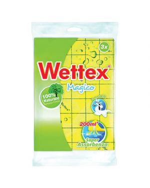 Wettex panno magico pz.3 WETTEX 105424 8001940005041 105424