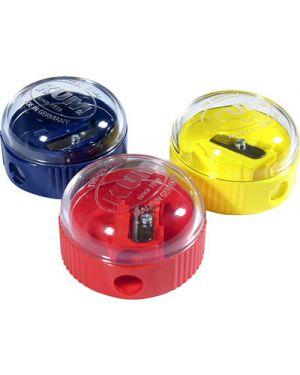 Temperamatite in plastica color 1 foro diam.8  c/serbatoio mini 1020421