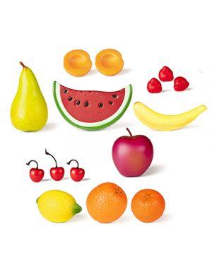 Frutta in plastica ass 15 pz MINILAND 30581 8413082305819 30581 by No
