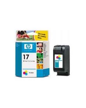 INK RIGENERATA HP C6625A COLORE 4601344