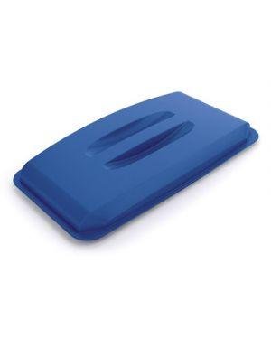 Coperchio per cestino durabin 60 blu DURABLE 1800497040 7318080497041 1800497040 by Durable