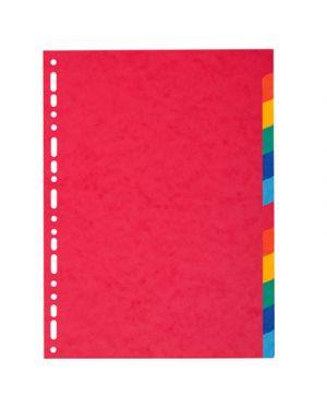 Intercalare 12 tacche colorato 2012
