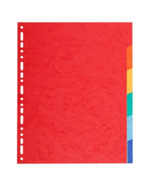 Intercalare maxi 6 tacche colorato EXACOMPTA 2106 3130630021063 2106 by Exacompta