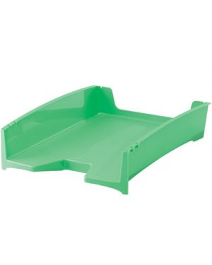 Vaschetta portacorrispondenza green2desk verde 8001