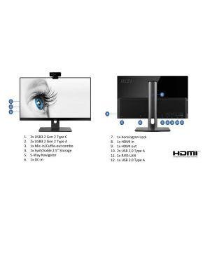 Modern am241 11m-012eu MSI 9S6-AE0111-260 4719072796099 9S6-AE0111-260