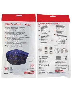 mask iir - star Gima 20687A 8023279206876 20687A