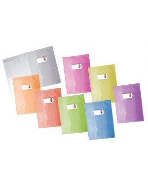 Coprimaxi cristallo14 pz.25 con etichetta arancio RI.PLAST 30714118 8004428005434 30714118