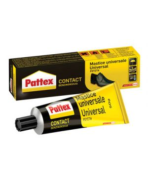 ATTACCATUTTO PATTEX CONTACT MASTICE UNIVERSALE GR.50 1419316 by No