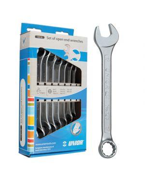Chiave combinata pz.15 mm.6-24 in scatola di cartone UNIOR 621137 3838909211374 621137