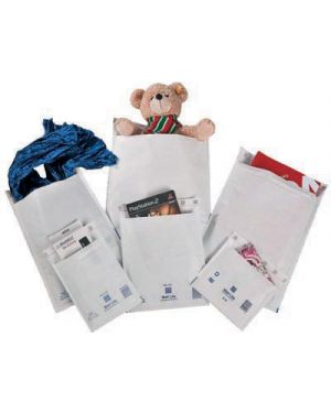 Buste imbottite mail lite d 18x26 bianca imballo pz.1 103027482