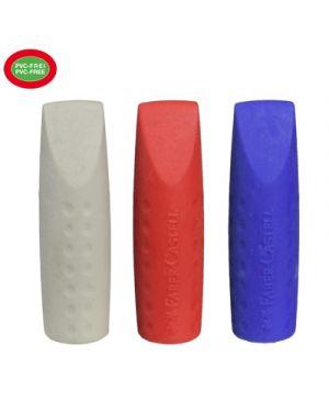 Gomma faber castell salvapunte grip 2001 - 24 bustine da pz.2 FABER CASTELL 187001 4005401009764 187001