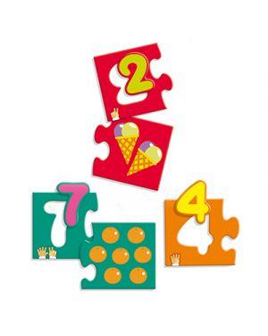 Puzzle 1,2,3…10 DISET cod. 63301 8410446633014 63301 by No