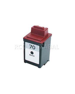 Ink rigenerata lexmark 12a1970 nero LEXMARK 4600693 0326059023372 4600693