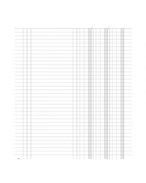 Registro inventari flex 3 colonne 96 pagine 24,5 x 31 FLEX 135100000 8010838017875 135100000
