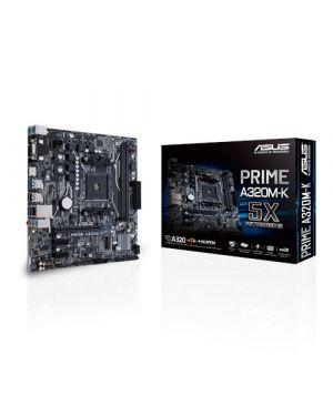 Prime a320m-k am4 a320 matx ASUSTEK COMPUTER 90MB0TV0-M0EAY0 4712900672060 90MB0TV0-M0EAY0 by Asustek Computer