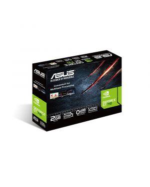 Gf gt710-sl-2gd5-brk ASUSTEK - VIDEO CARDS 90YV0AL3-M0NA00 4712900744118 90YV0AL3-M0NA00 by Asustek - Video Cards