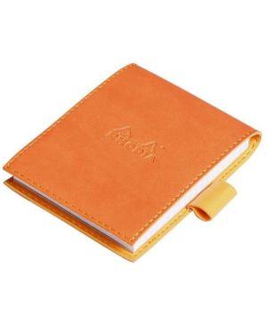 Portabloc c - bl 1r 11.5x8 mandarino Rhodia 118214C 3037921182147 118214C