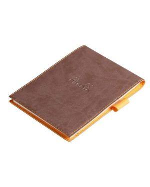 Portabl c - bl 5m 12.7x9.3 cioccolato Rhodia 128103C 3037921281031 128103C