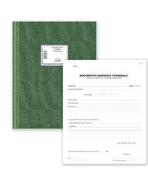 documento sanitario personale Data Ufficio DU331800100  DU331800100