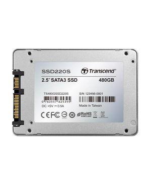 Ssd 220s 2.5in sata 6gb - s 480gb TRANSCEND - SSD TS480GSSD220S 760557835615 TS480GSSD220S by No