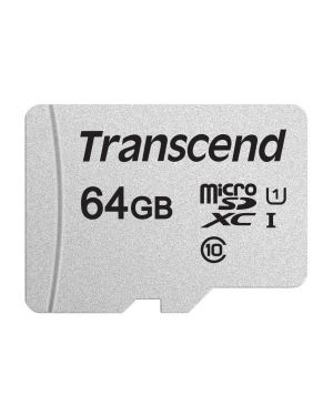 64gb uhs-i u1 microsd Transcend TS64GUSD300S 760557841050 TS64GUSD300S by No