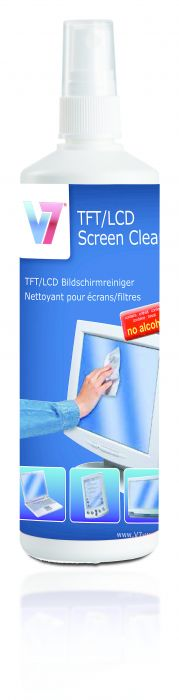 Pulizia schermo tft lcd plasma V7 - CLEANING VCL1620 4038489027597 VCL1620 by V7 - Cleaning