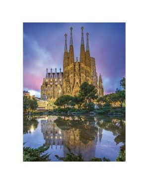 Barcelona 500pz Clementoni 35062 8005125350629 35062
