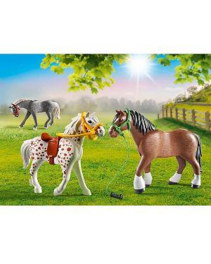 3 pony PlayMobil 70683A 4008789706836 70683A