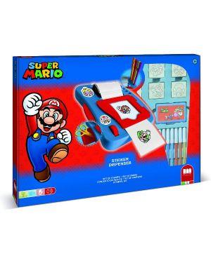 Sticker machine - super mario bros Multiprint 81048B 8009233081048 81048B